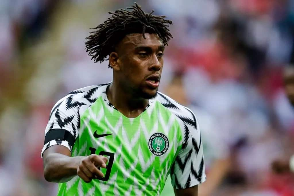 Arsenal star Aubameyang backs Nigeria to go all the way and win the Fifa 2018 World Cup