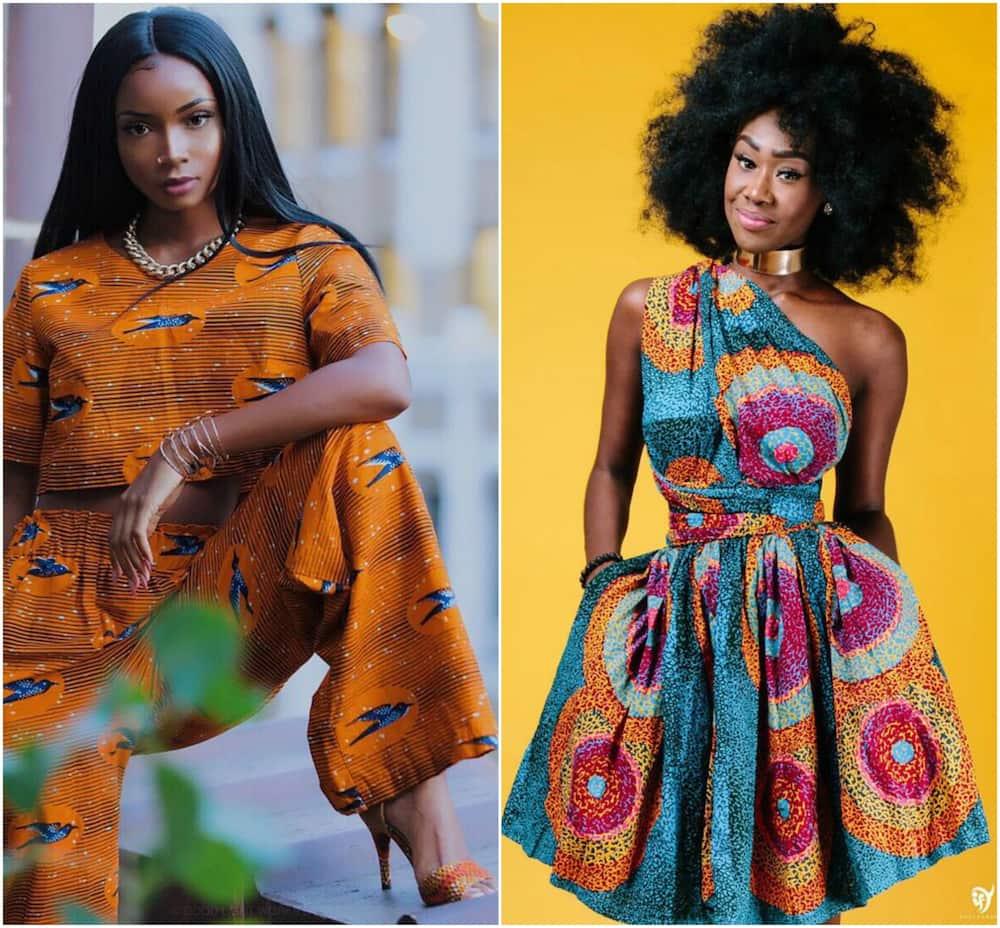 Latest Kitenge Dress Designs