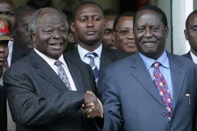 If Raila had been loyal to Kibaki, he would have been president today and Uhuru his DP- Mutahi Ngunyi