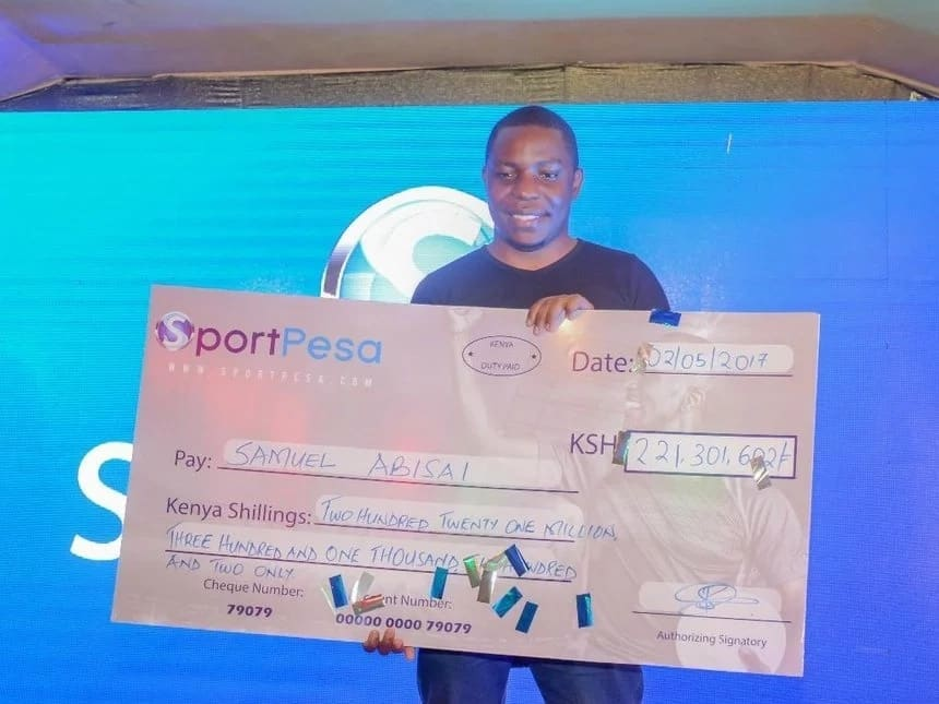 How to win Sportpesa jackpot and what you should do with the money