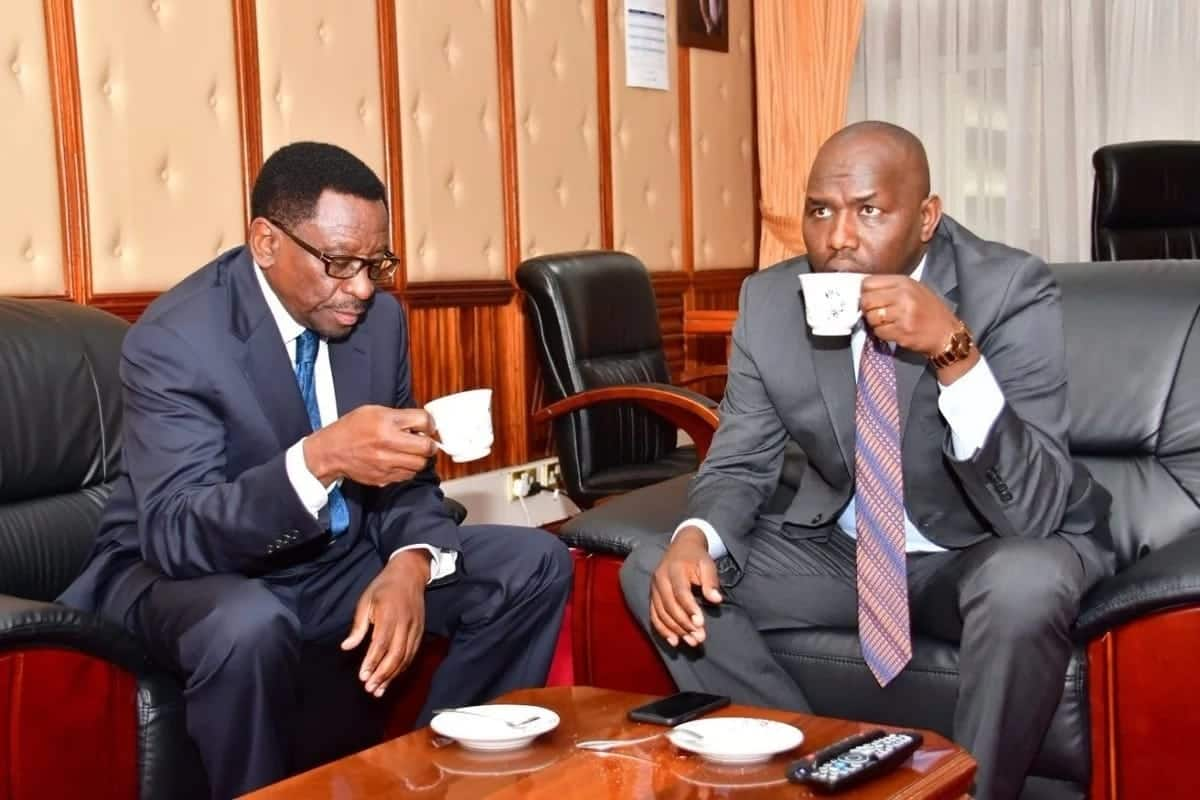 Orengo, Murkomen claim some Governors hiring killer squads days after murder of Obado's pregnant lover