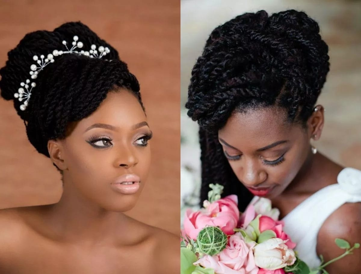 latest wedding hairstyles in kenya ▷ tuko.co.ke
