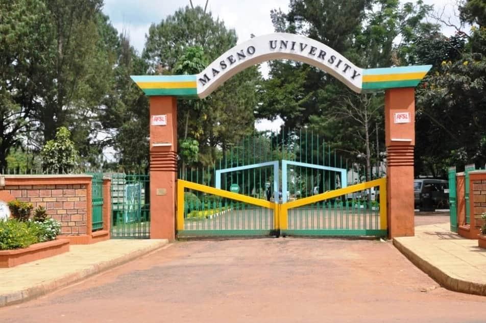Maseno university elearning courses Maseno university fee structure Maseno university parallel courses