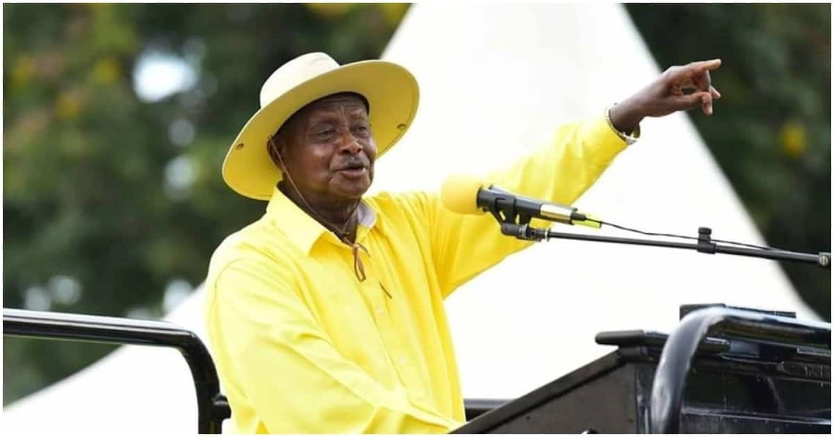 Uganda's strongman Museveni claims he is among least paid employees
