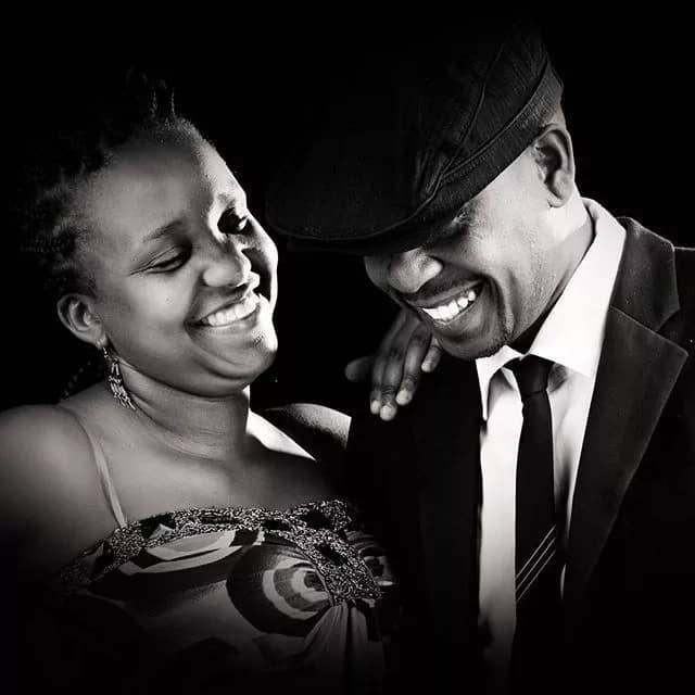 So sweet: Rapper Frasha celebrates wife of 16 years and 3 children between them