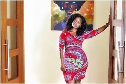 Grace Msalame and her married baby daddy share cute photos of their twins and it is the sweetest thing ever