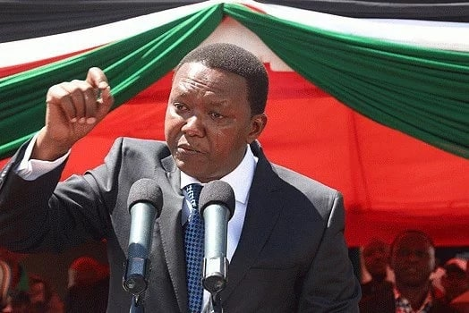 Alfred Mutua's governorship hangs on a balance as he fails to defend his August 8 win