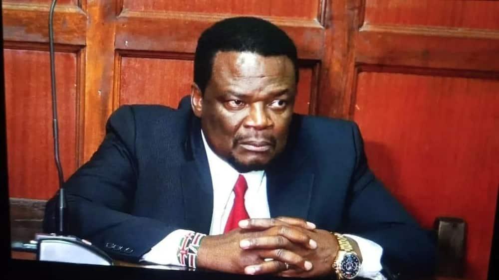 Mbunge John Waluke aachiliwa kwa dhamana ya KSh 10 milioni