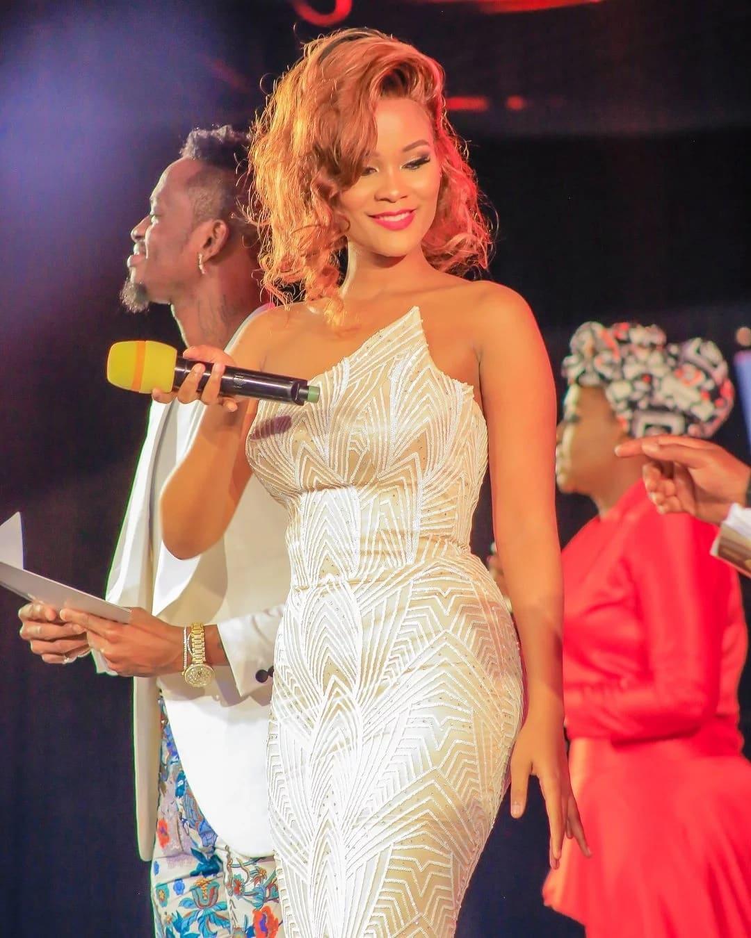 'Mtoto' wa Hamissa Mobetto azua wivu adokeza kuhusu Diamond kumrejelea mama yake