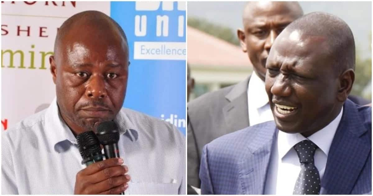 If handshake succeeds, DP Ruto will not be president - Edward Kisiang'ani