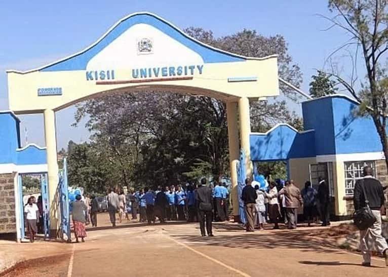 Kisii university fee balance