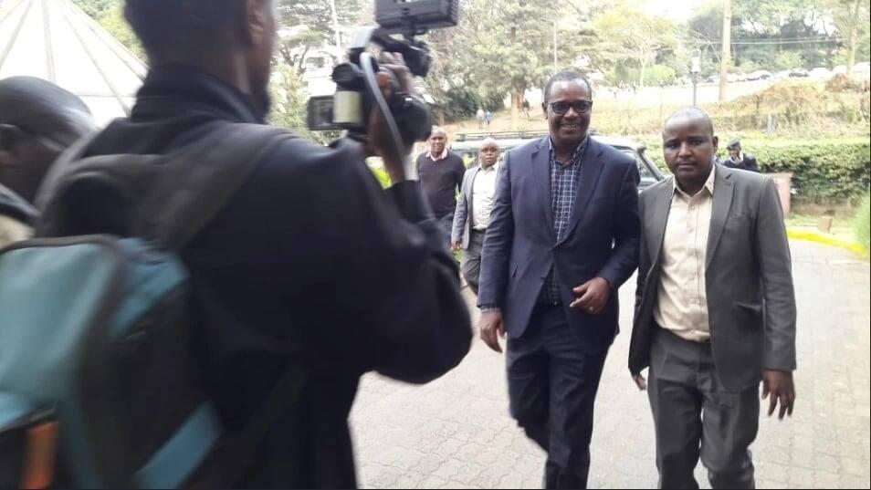 Aliyekuwa gavana wa Nairobi, Evans Kidero atiwa mbaroni