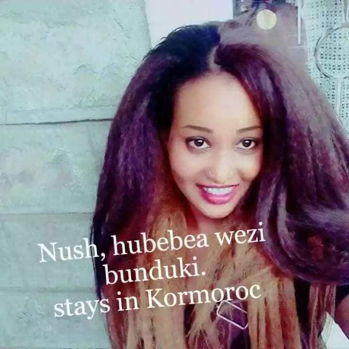 Hessy puts yet another group of pretty Nairobi gangsters on his radar, asks them to surrender or face bullets