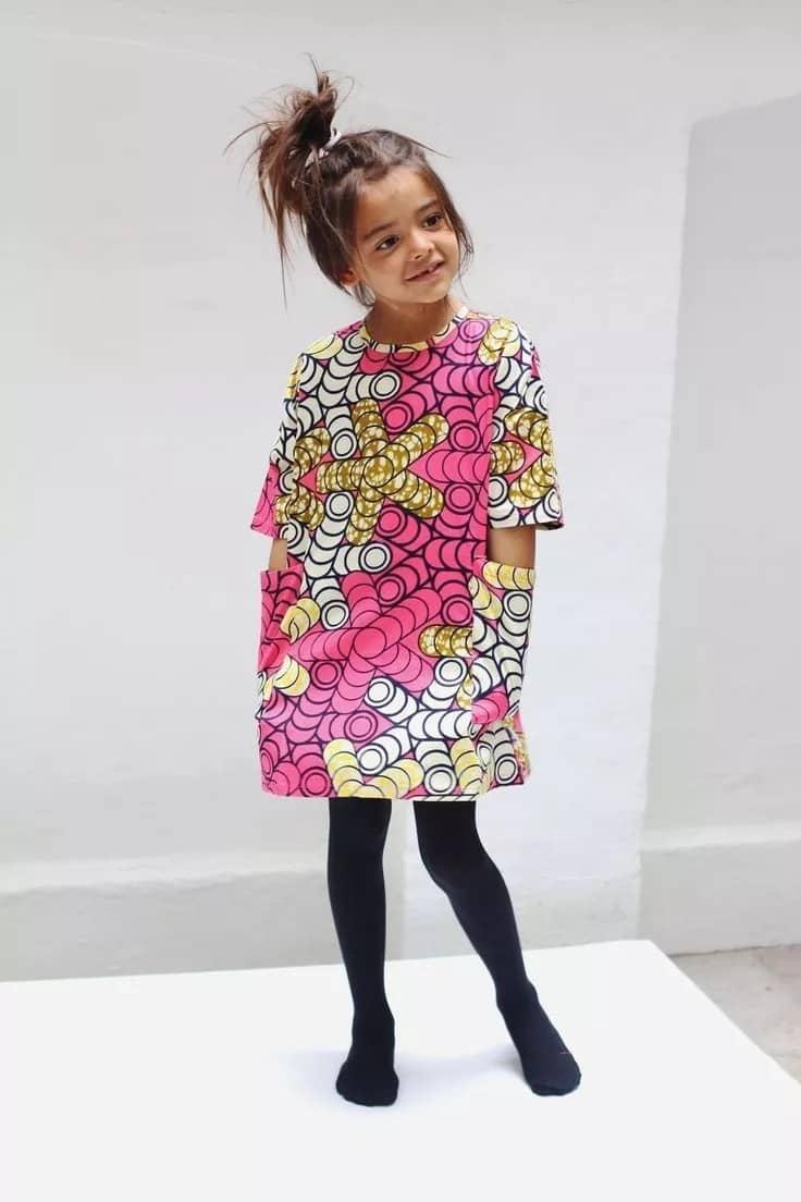 Latest Kitenge designs for kids
