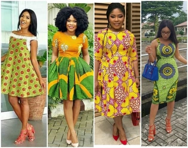 aeac402b5c625b African fashion: Trendy Ankara dresses and Ankara styles ▷ Tuko.co.ke