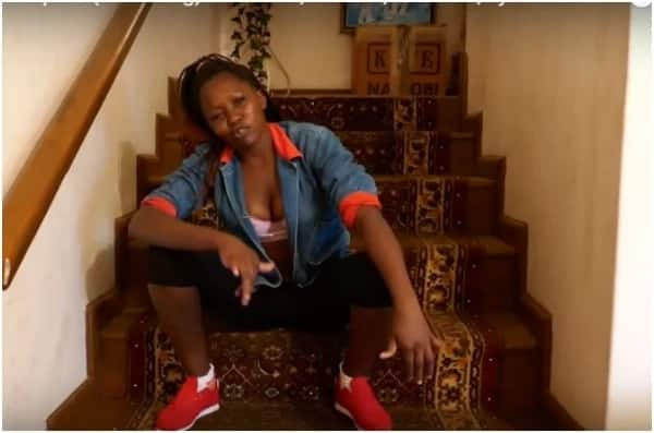 Kalenjin rap queen Msupa S confuses men with new sultry look days after releasing song with Khaligraph