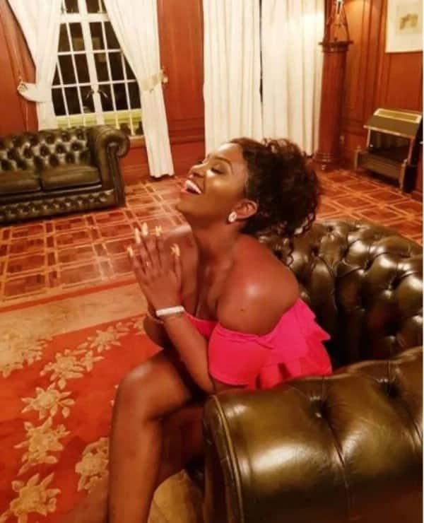 Engaged? Nairobi Diaries actress flaunts ring days after showing us her lover