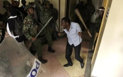 Ex-UoN students could be behind demo-IPOA