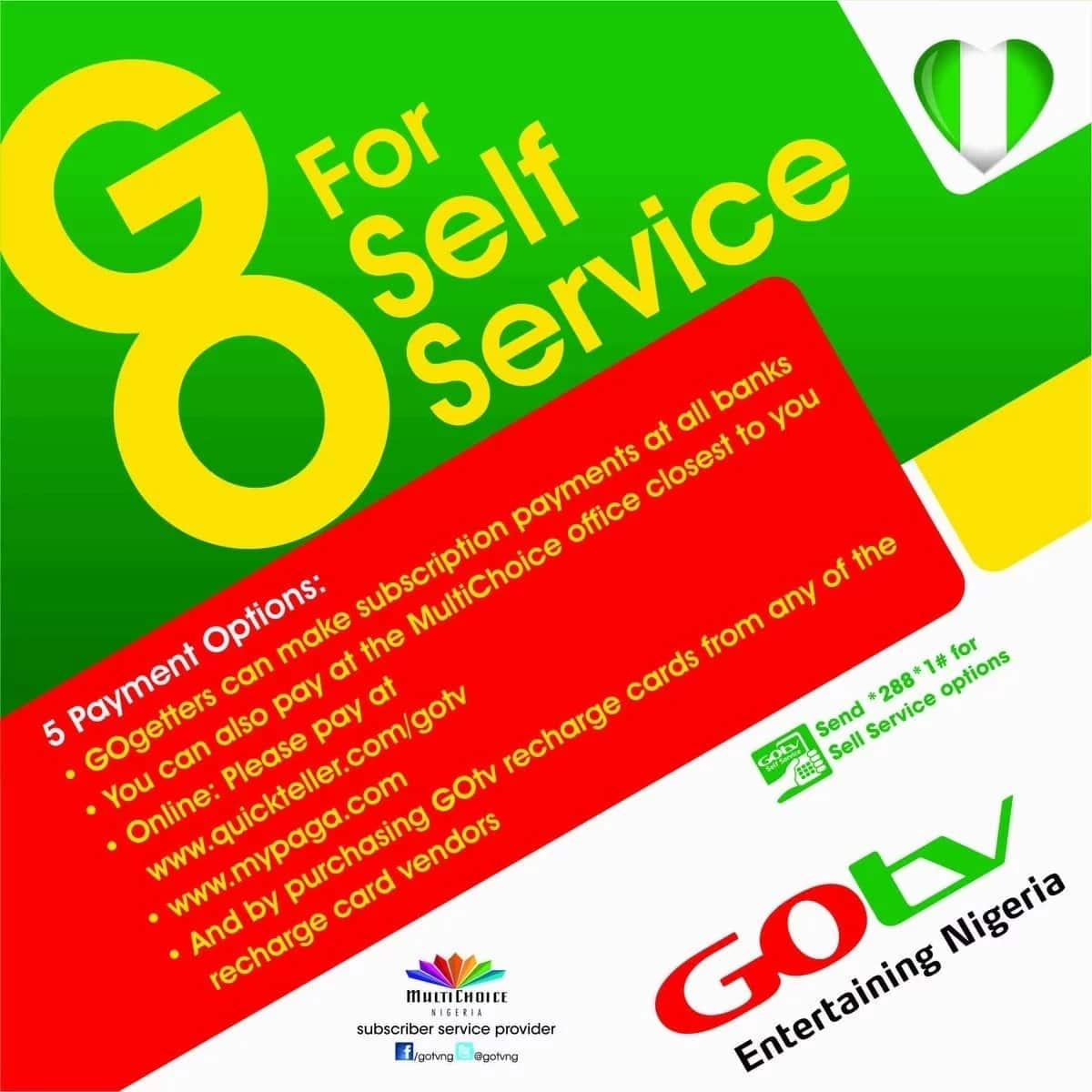 GOtv Kenya: Payment and Packages [Updated] ▷ Tuko co ke
