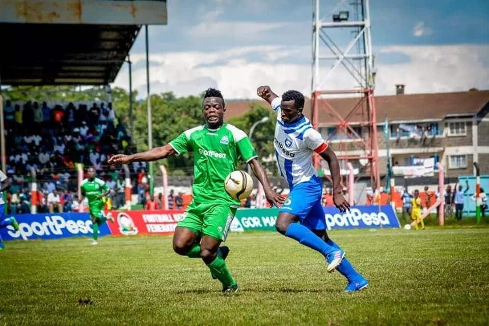Gor Mahia brush aside AFC Leopards 2-0 to claim KPL title