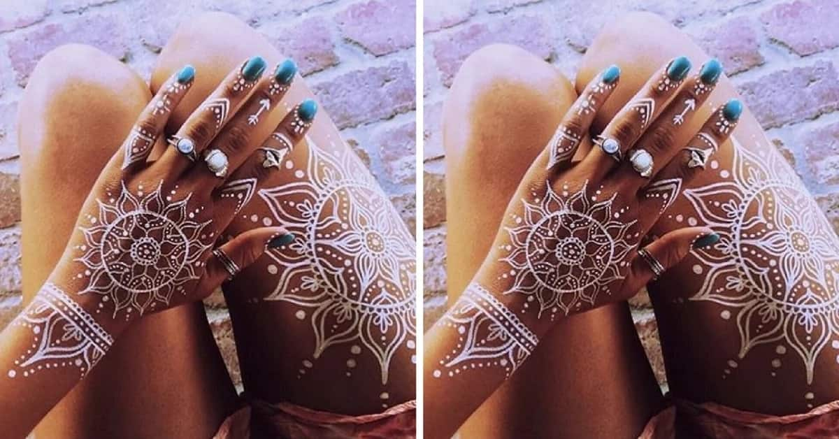 Kenyan Ladies After Reading This You Will Never Use Henna Again