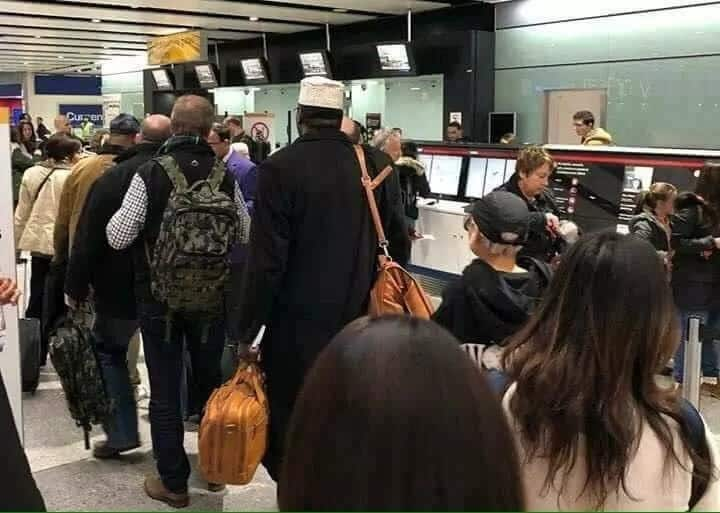 Standoff at JKIA after Miguna refuses to surrender his passport