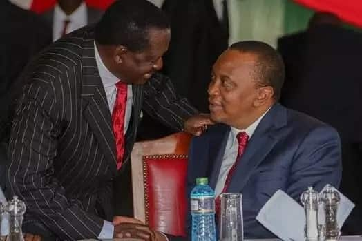 Kenyans dismiss Uhuru's peace message, accuse him of diverting attention from punitive tax law