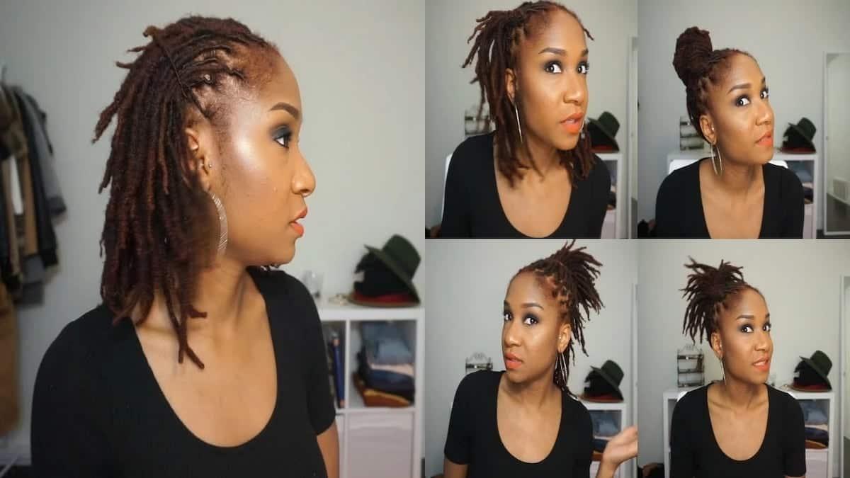Best Dreadlocks Hairstyles For Medium Length Tuko.co.ke