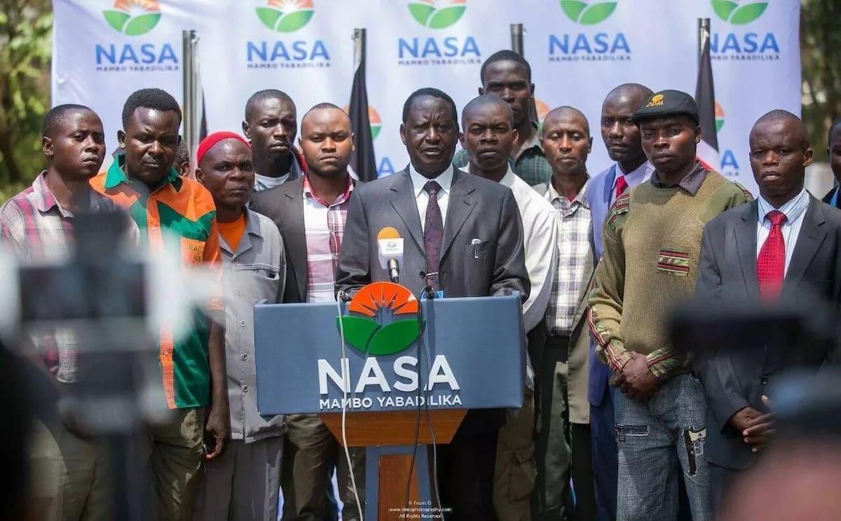 Raila atishia kuwashawishi wafuasi wake kususia kampuni yoyote ambayo ina uhusiano na Uhuru