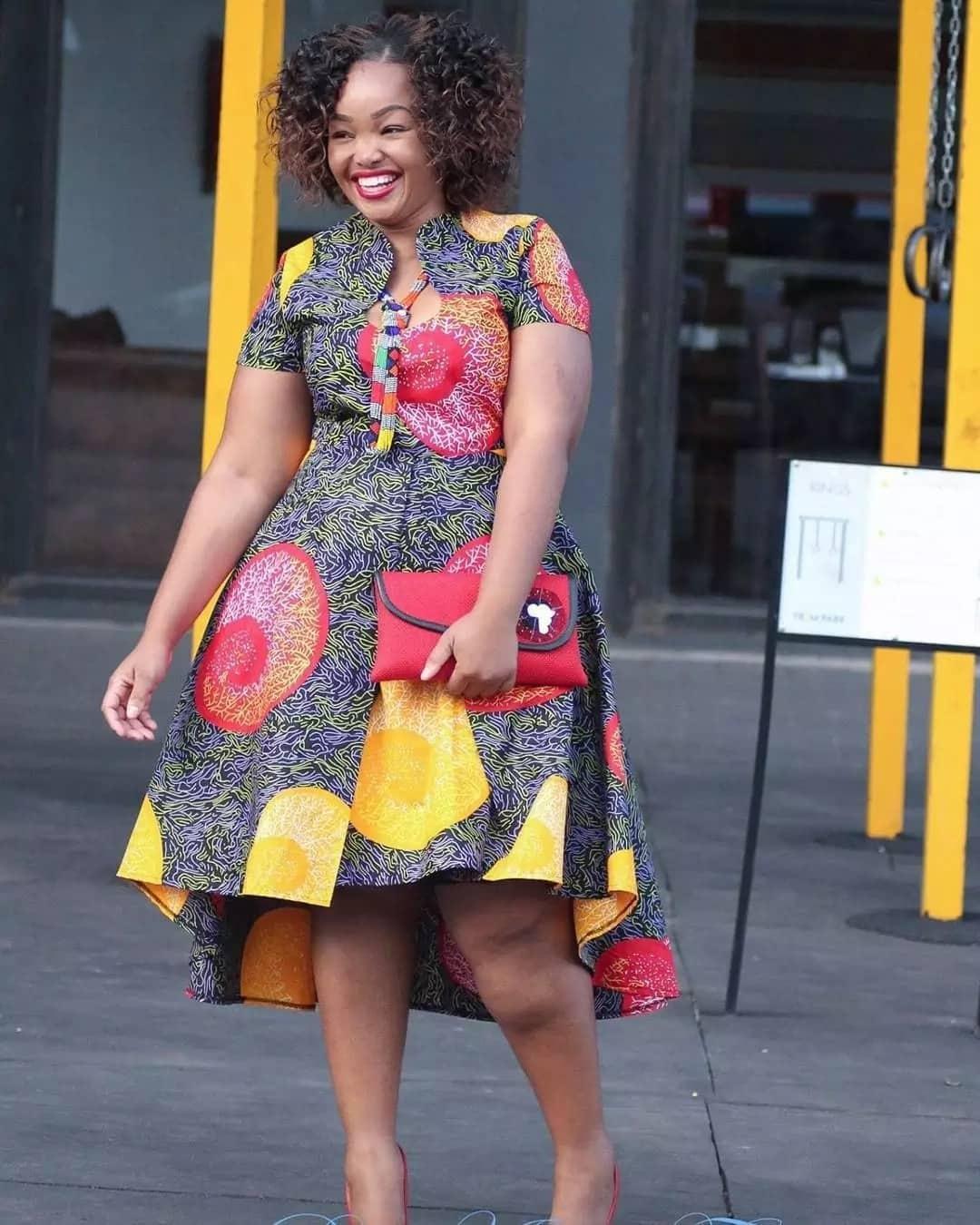 Best Kitenge Dresses For Every Occasion 2018 Tuko Co Ke
