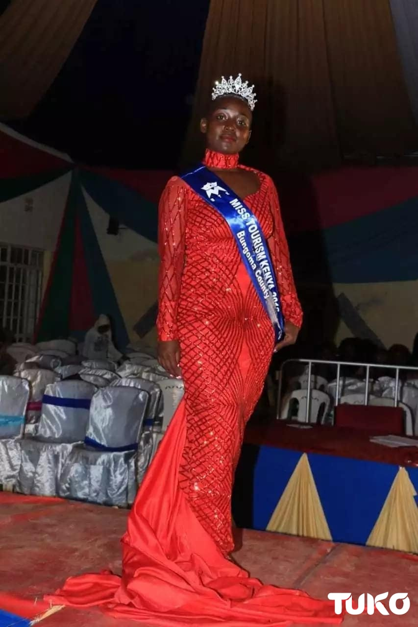 TV Presenter Wins 2018 Miss Tourism Bungoma County
