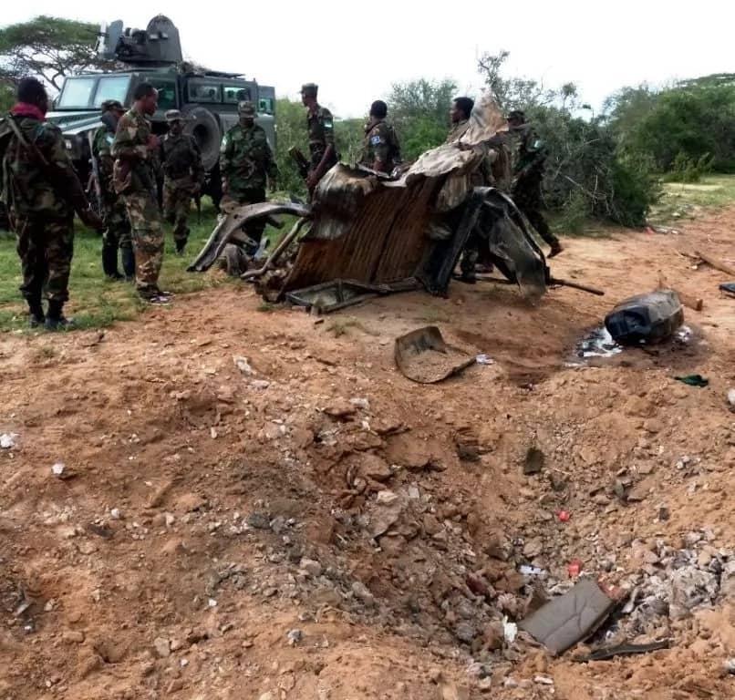 Wanajeshi 7 wa KDF wauwawa kwenye mpaka wa Kenya na Somalia