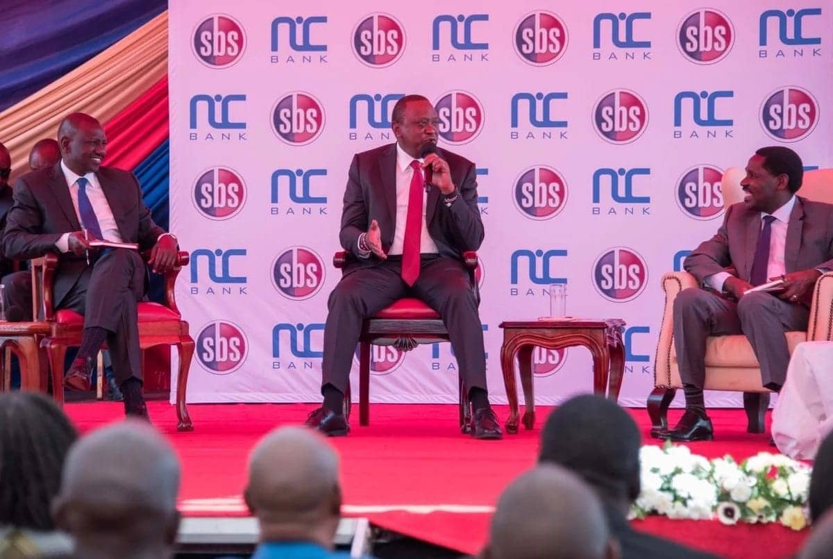 Uhuru tells government officials to declare Chinese fish bad to boost local traders