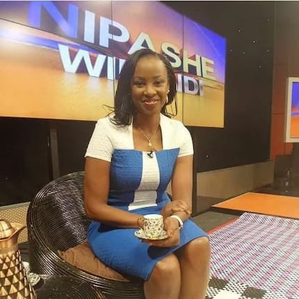 I was a waitress and I got pregnant, and lost my baby - Citizen TV anchor Kanze Dena