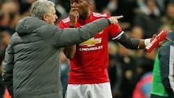 Nyota wa Manchester United Paul Pogba aringa na mtindo mpya wa nywele