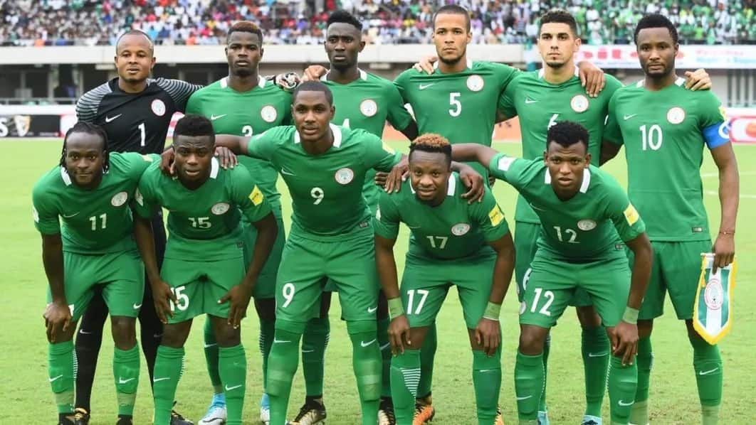 World Cup 2018 teams