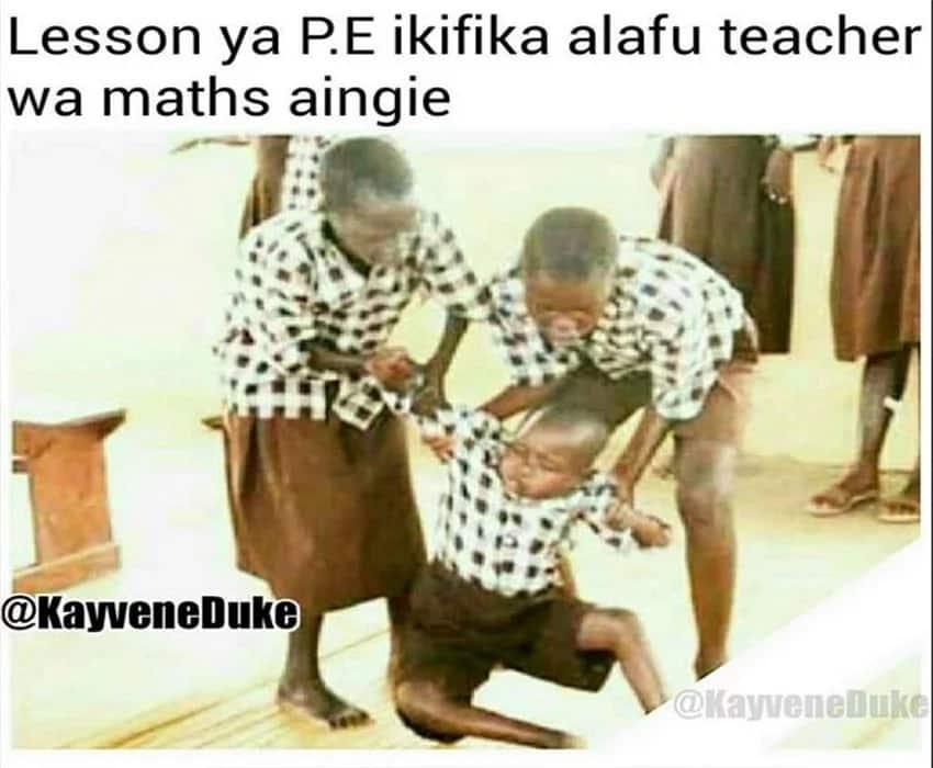 Funny Kenyan Jokes