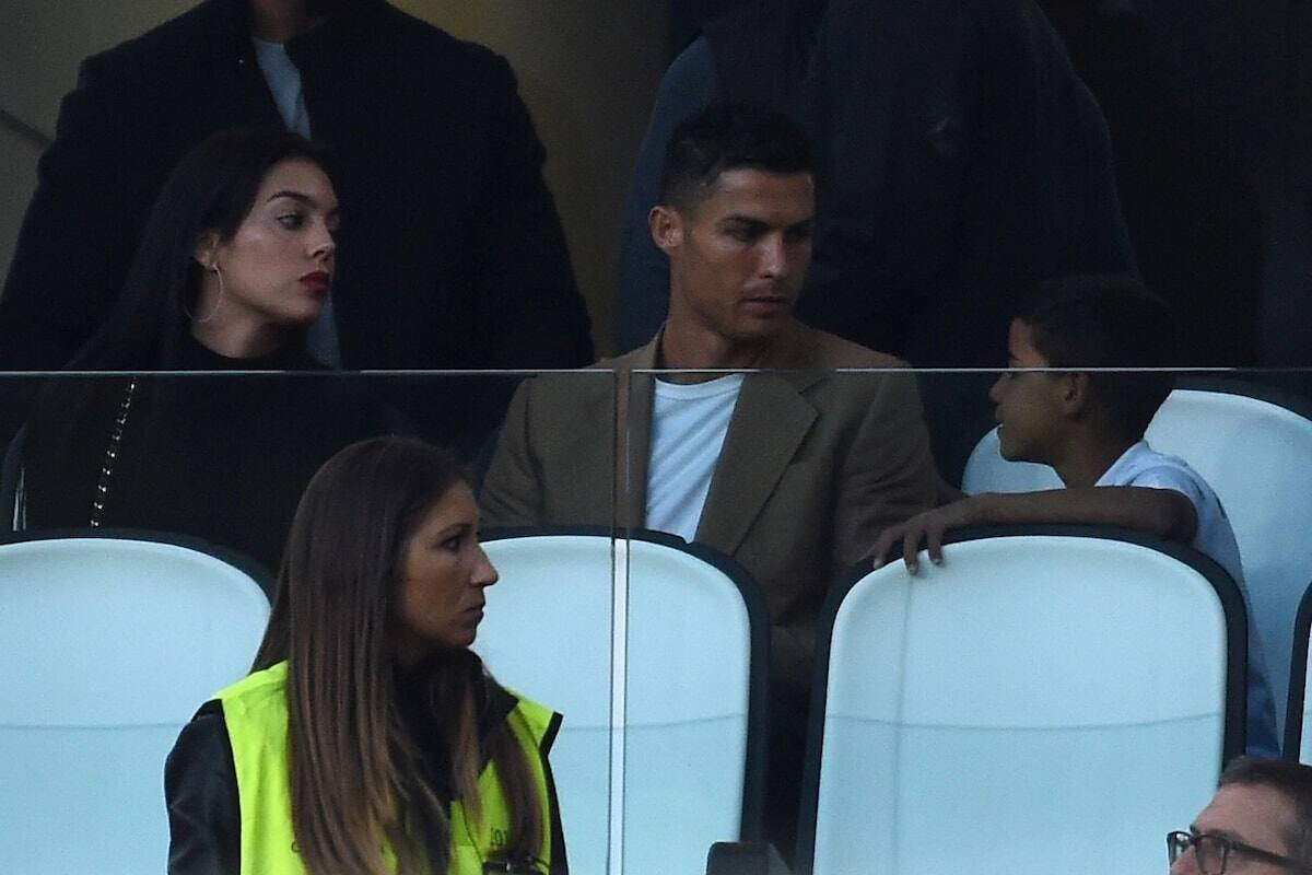 Ronaldo spotted with family for the first time after claims he assaulted a lady