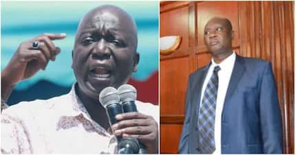 Rafiki mkuu wa Raila Odinga amponda Gavana Ojaamong, adai ni mwizi
