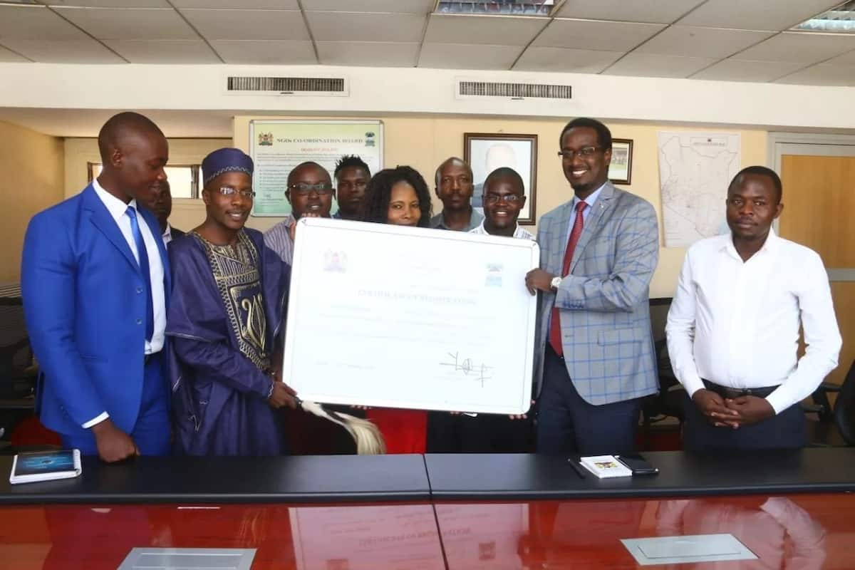 Self-style Mr Moneybags from Bungoma registers foundation to develop his constituency