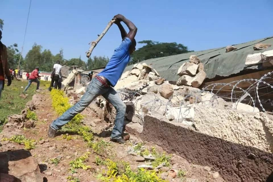 Kisumu residents destroy properties worth millions in ...