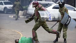 Uhuru's youth plan to do this to Raila's anti-IEBC protesters on Monday