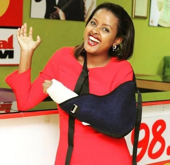 Mtangazaji Amina Abdi wa K24 ajiuzulu kazi