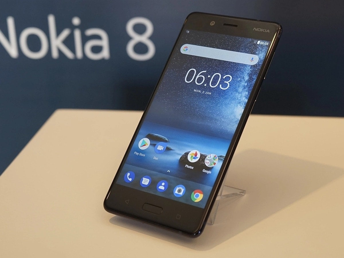 Nokia 8 specifications, Features of Nokia 8, How much is Nokia 8 in Kenya