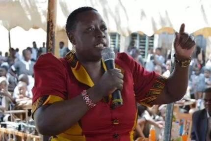 Dadake Raila, Ruth Odinga, atazamia kukamatwa baada ya mahakama kukataa kumlinda