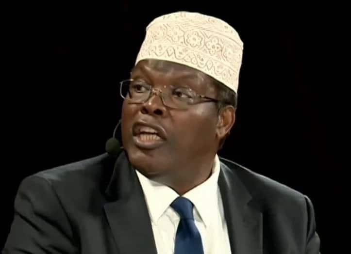 Miguna's prediction on Raila, Uhuru dialogue comes to pass in an interesting way