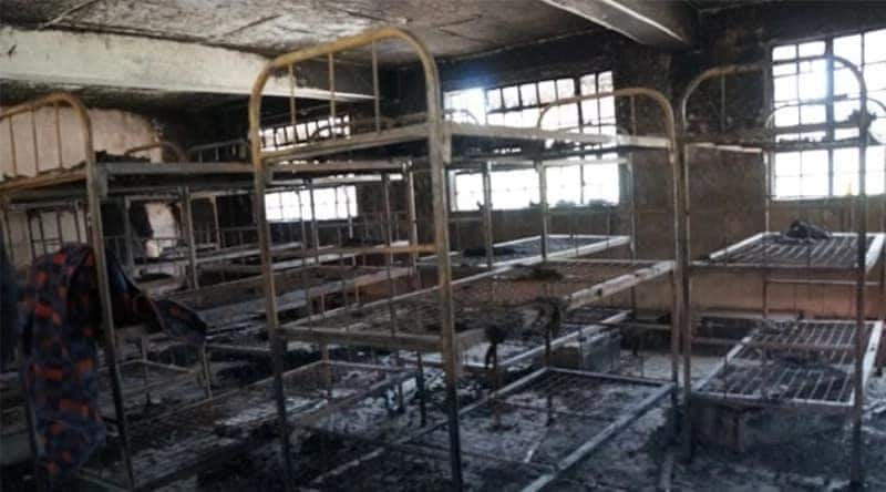 Government turns heat on parents as students who burnt schools return to resume learning