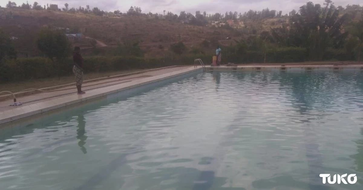 Muranga student drowns mysteriously during a swimming competition