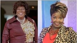 Tazama Kathy Kiuna alichomfanyia mamake wa miaka 75!