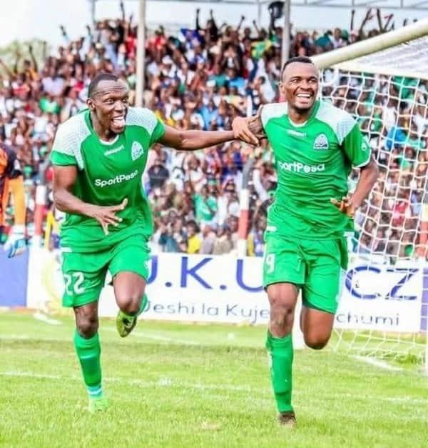 Huge blow for Gor Mahia as top striker Kagere signs for Tanzania's Simba